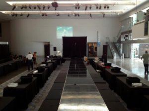 Buffet Setup - AZ Sound Pro