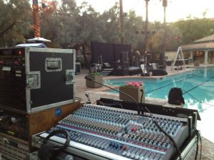 Pool Party Event - AZ Sound Pro