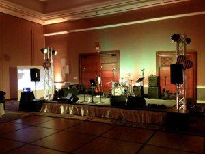 Small Stage - AZ Sound Pro