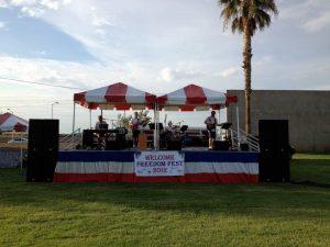 Freedom Fest 2012 - AZ Sound Pro