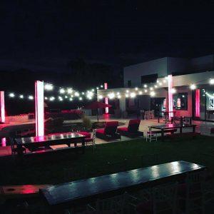 Outdoor Party Event - AZ Sound Pro