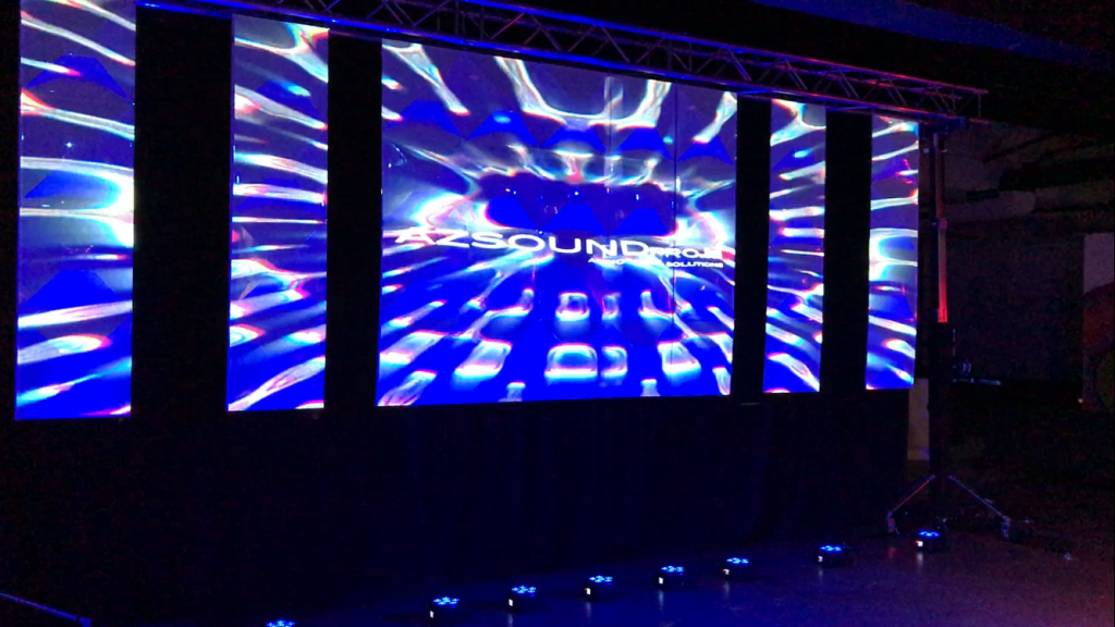 Arizona Sound Productions knows how to do video mapping right! - AZSoundPro