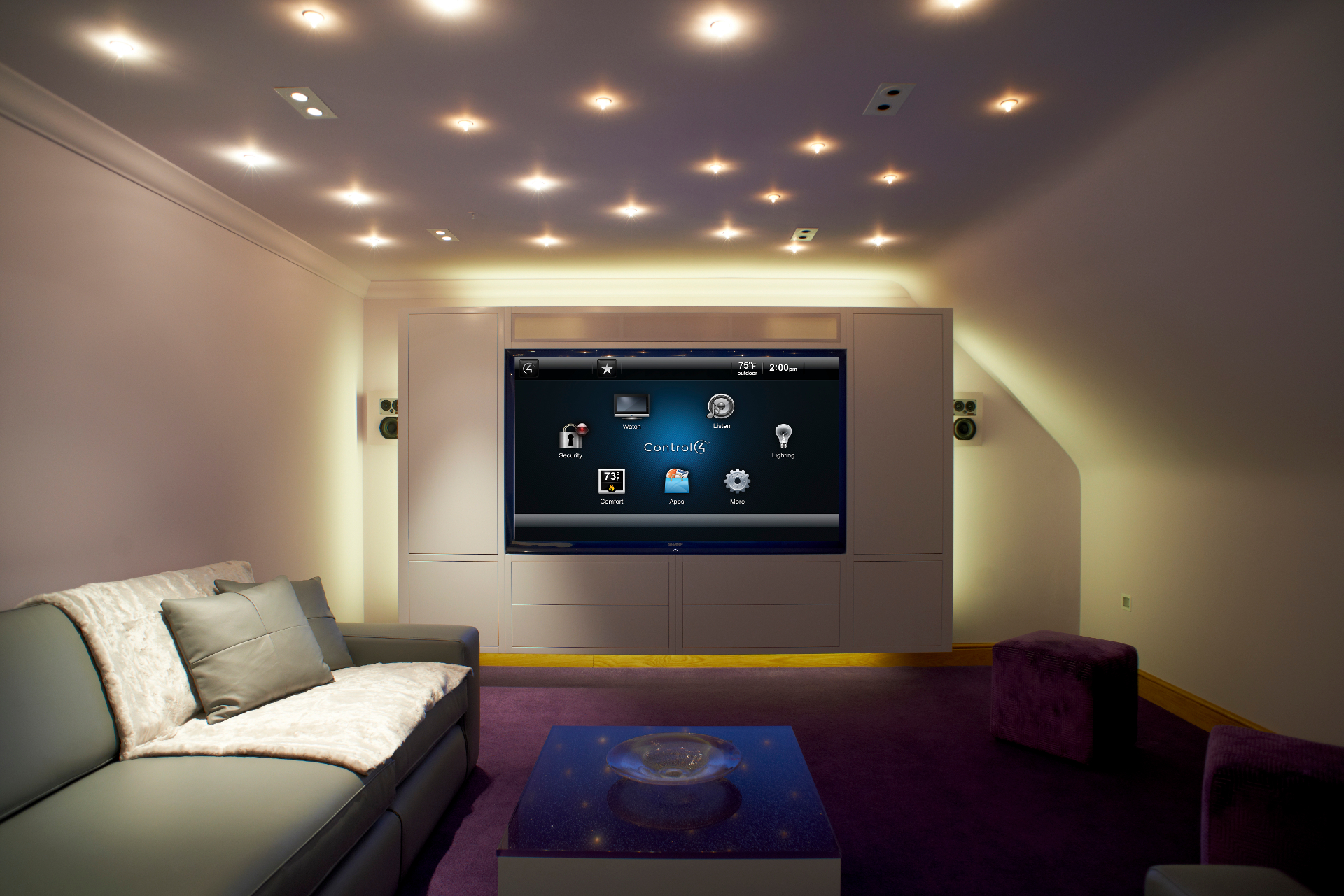 house lighting design. AZ Sound Pro Can Handle Many Levels Of Lighting Design From Commercial And Residential Panelized Solutions As Well Retrofit Options House 0