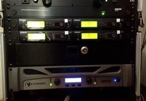 Sound Equipment Rack - AZ Sound Pro