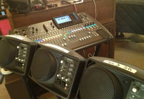 Sound Board and Mixing Equipment - AZ Sound Pro